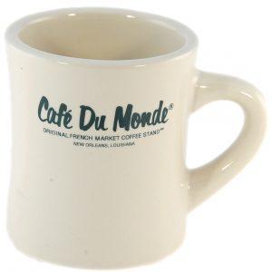 Cafe du Monde Diner Style Mug