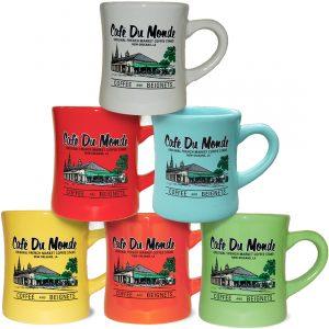 Cafe du Monde Diner Mugs