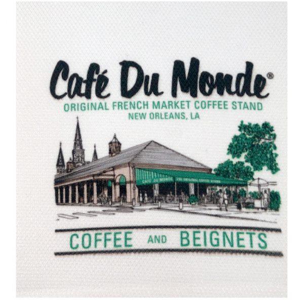Cafe du Monde Logo Towel