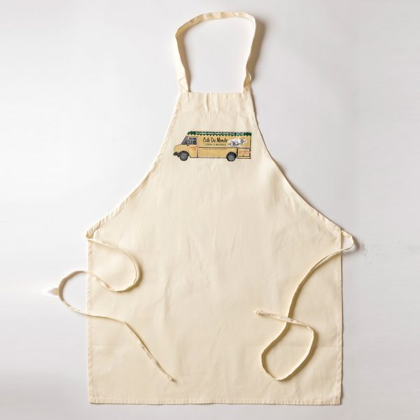 Cafe du Monde Food Truck Apron