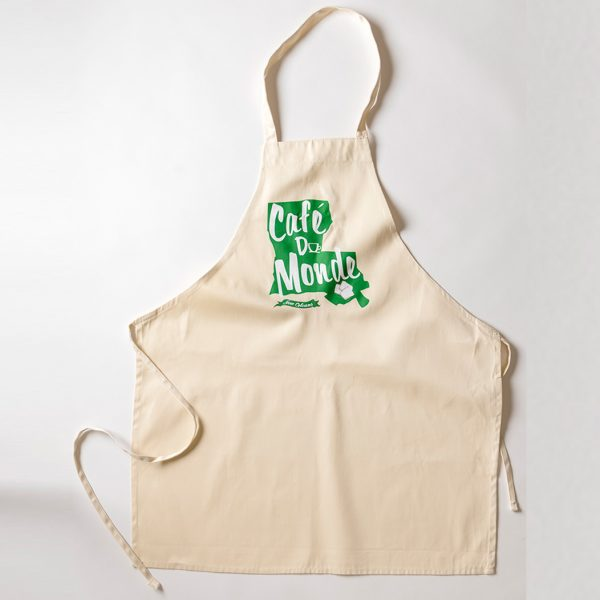Cafe du Monde Louisiana State Apron