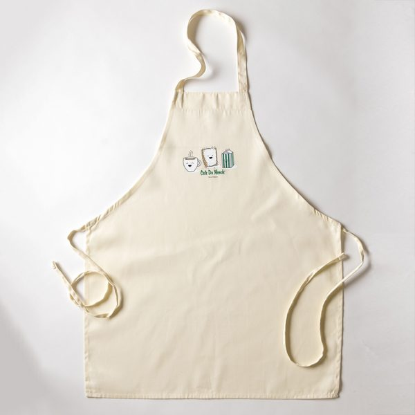 Cafe du Monde Smile Apron