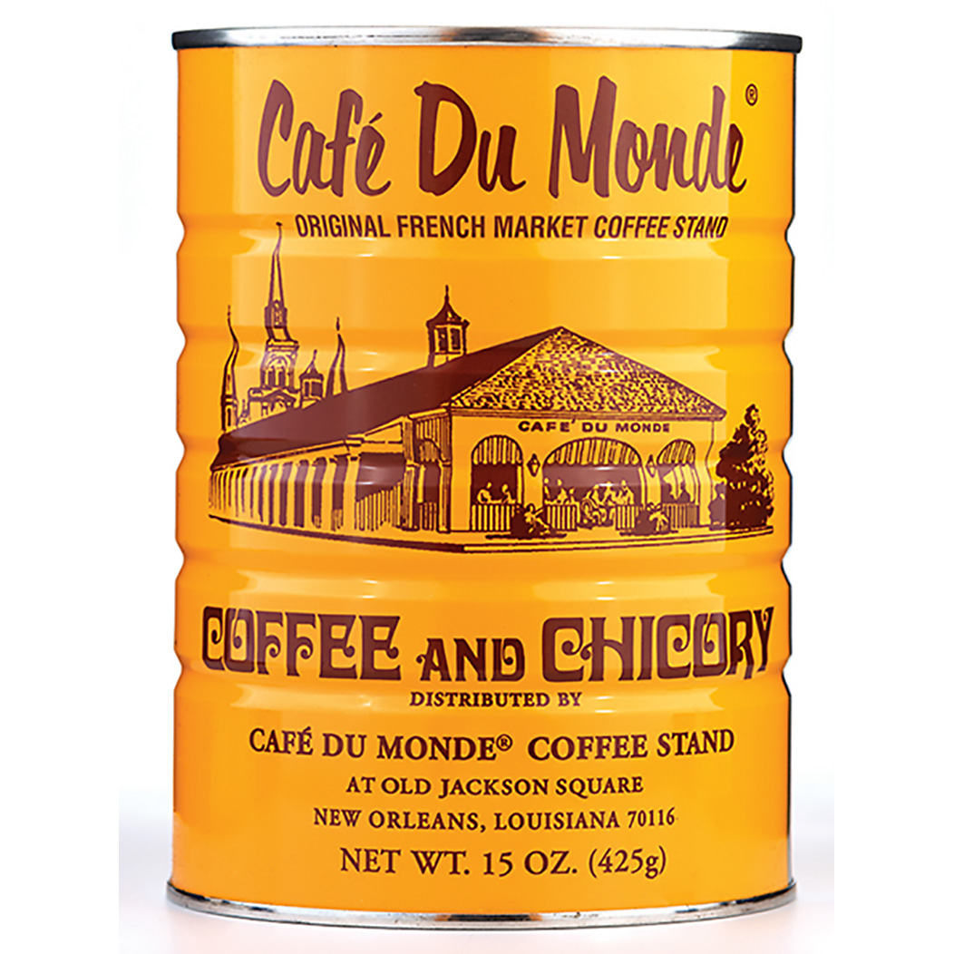 Coffee and Chicory - Cafe Du Monde New Orleans