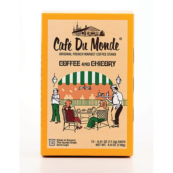 Cafe du Monde Coffee and Chicory K-Cup