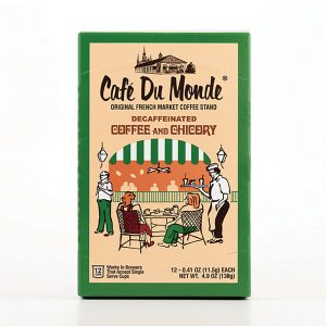 Cafe du Monde Decaf Coffee and Chicory K-Cup
