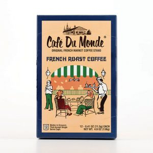 Cafe du Monde French Roast Coffee K-Cup