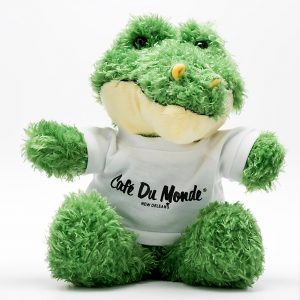 Cafe du Monde Gator Plush Toy