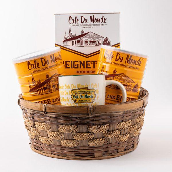 Cafe du Monde Lafitte Gift Basket