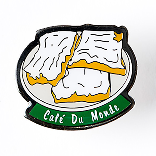 Cafe du Monde Beignet Pin