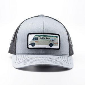Cafe du Monde Food Truck Baseball Cap