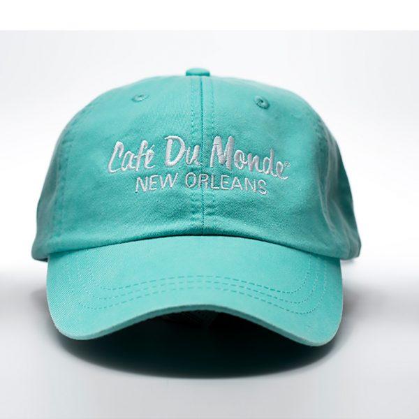 Cafe du Monde Sea Foam Washed Cap