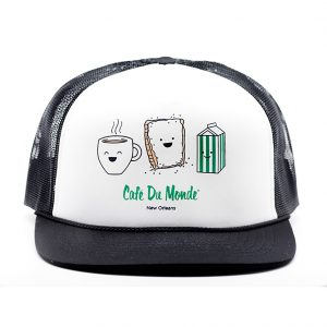 Cafe du Monde Smile Baseball Cap