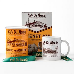 Cafe du Monde Black Pearl Gift Wrap
