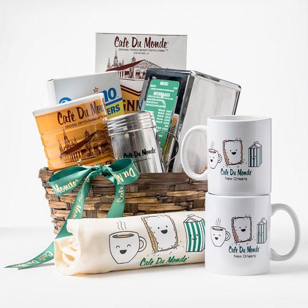 Cafe du Monde Bywater Gift Basket