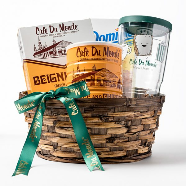 Cafe du Monde Carrolton Gift Basket