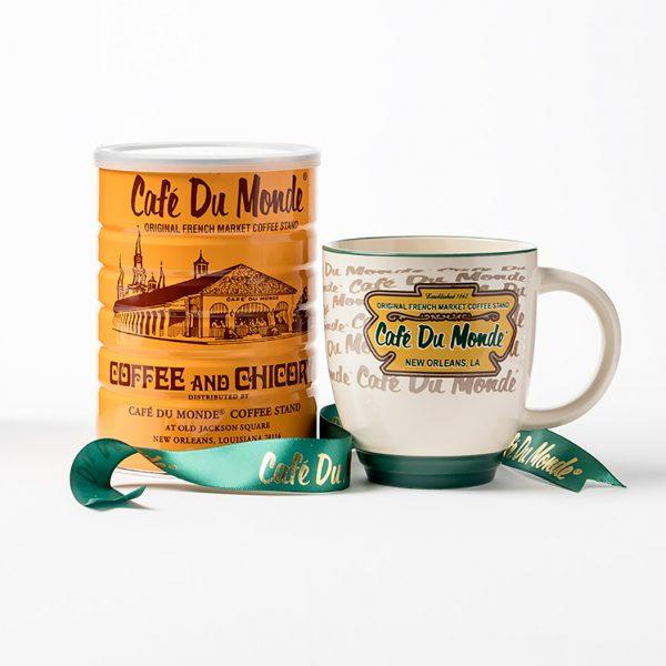 Cafe du Monde Fountainbleu Gift Wrap