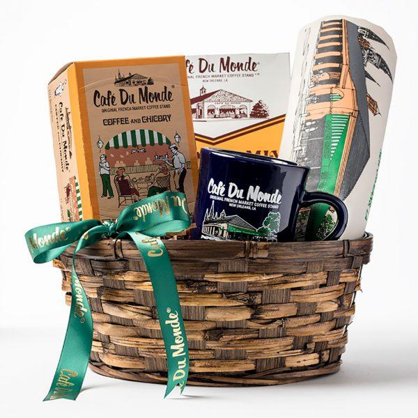 Cafe du Monde Freret Gift Basket