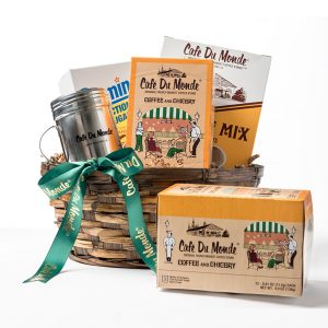 Cafe du Monde Lakeview Gift Basket