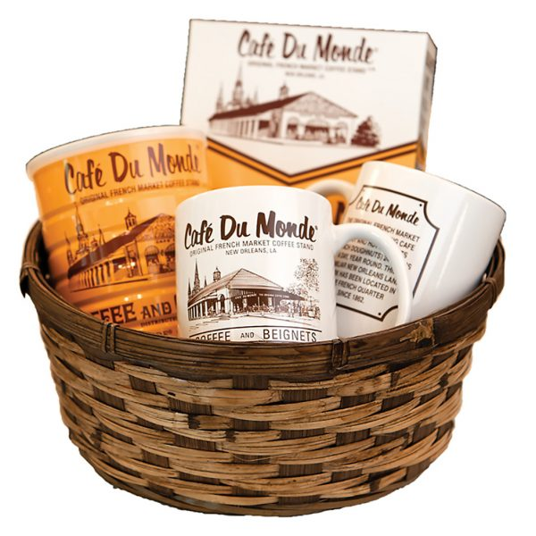 Cafe du Monde Mid-City Gift Basket