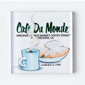 Cafe du Monde Coffee and Beignet Magnet
