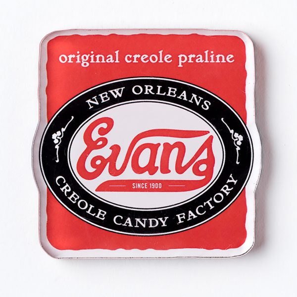 Evans Original Creole Praline Magnet