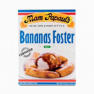 Mam Papauls Bananas Foster Mix