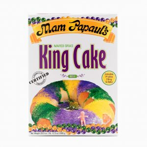 Mam Papauls Mardi Gras King Cake Mix