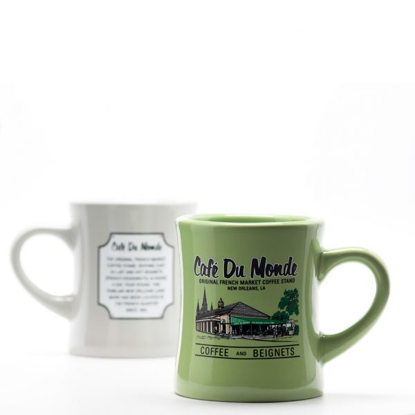 Cafe du Monde Avocado Diner Coffee Mug