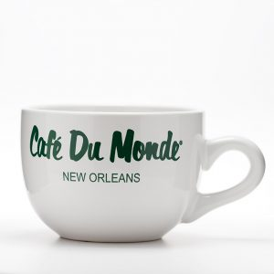 Cafe du Monde Colossal Latte Mug