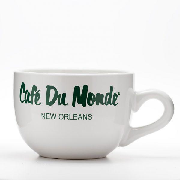 Cafe du Monde Colossal Latte Mug