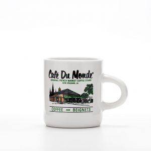 Cafe du Monde Mini Logo Coffee Mug