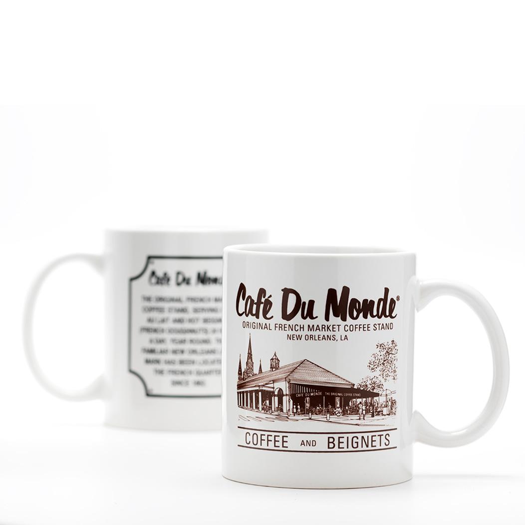 Souvenir Mug Cafe Du Monde New Orleans