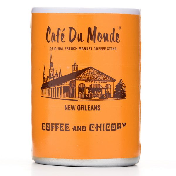 Cafe du Monde Coffee and Chicory Can Stress Ball