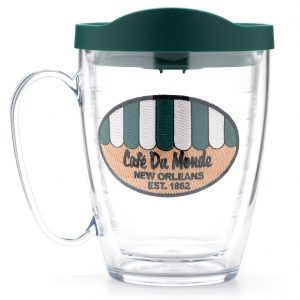 Cafe du Monde Tervis Awning Coffee Mug