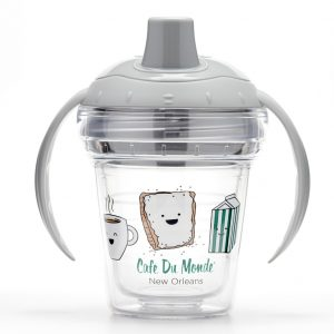 Cafe du Monde Tervis Sippy Cup