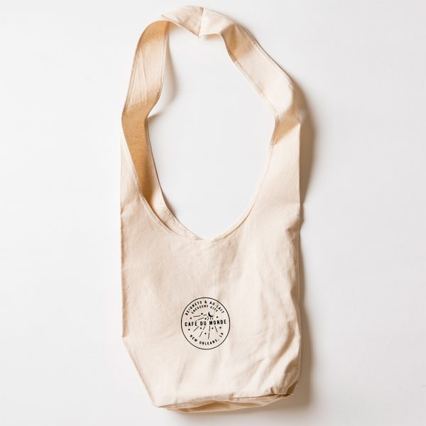 Cafe du Monde Crescent City Sling Tote Bag