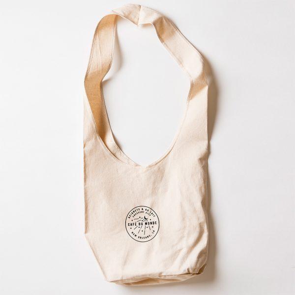 Cafe du Monde Crescent City Sling Tote Bag