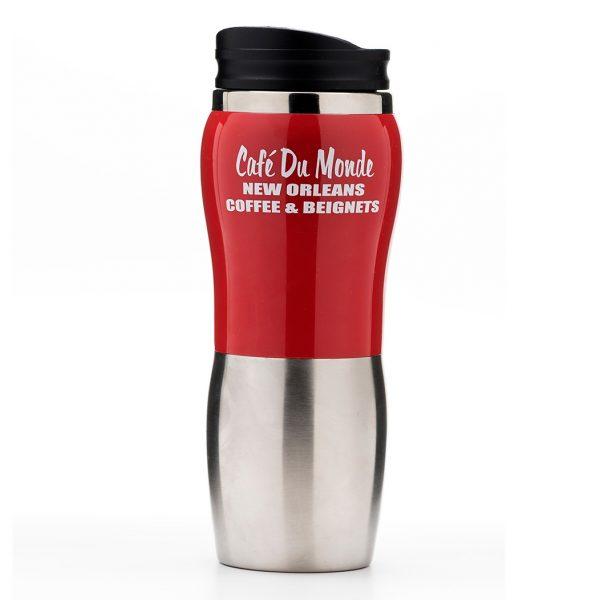 Cafe du Monde Red Tervis Tumbler