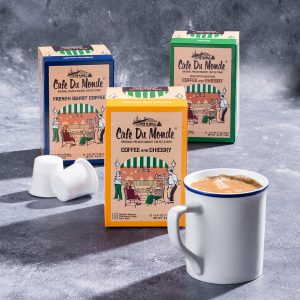 Cafe du Monde Single Serve Coffee Plan