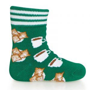 Bonfolk Baby Beignet Socks
