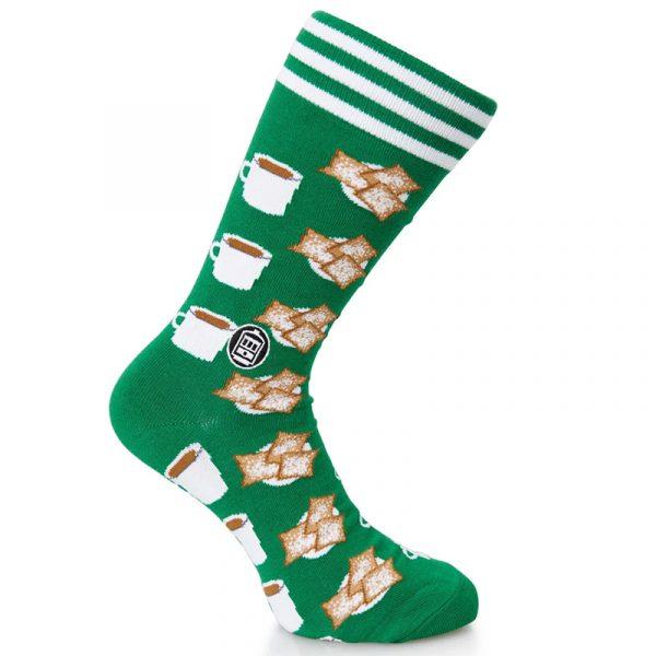 Bonfolk Beignet Socks