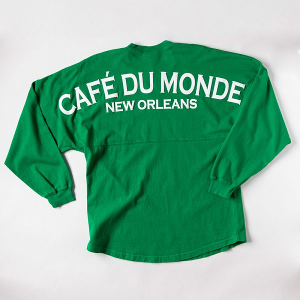 Cafe du Monde Green Spirit Jersey