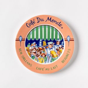 Cafe du Monde Youngberg Plate