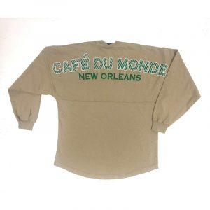 Cafe du Monde Beige Spirit Jersey