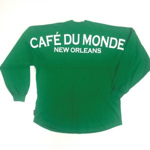 Cafe du Monde Green Spirit Jersey