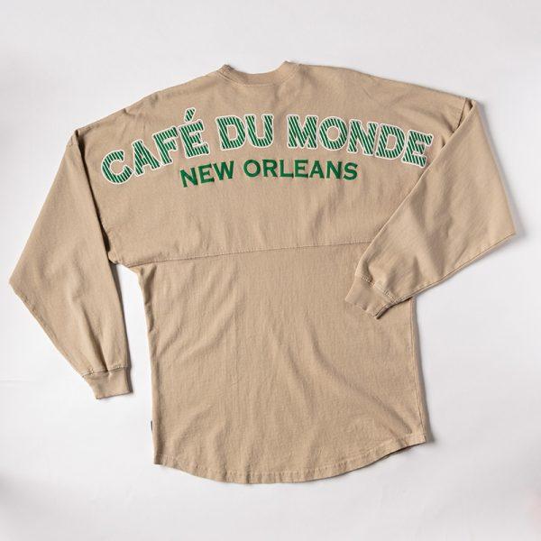 Cafe du Monde Tan Spirit Jersey