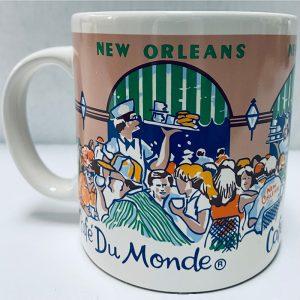 Cafe du Monde Youngberg Mug Left Hand Side