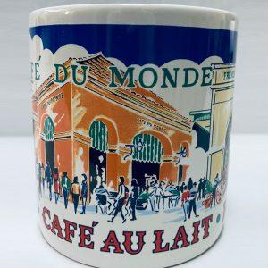 Cafe du Monde Youngberg-Café Au Lait.Beignets Mug